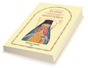 kniha svatý Jan Maximovič