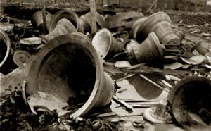zničené zvony
