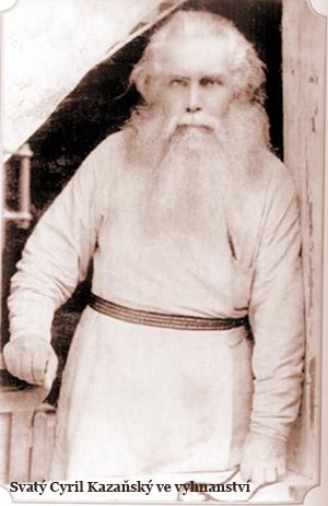 Svatý Cyril Kazaňský