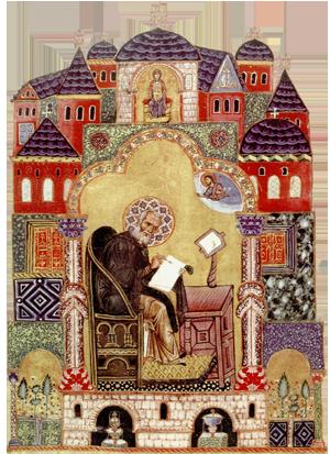 Svatý Řehoř Theolog