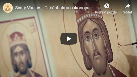 svatý Václav - druhá část filmu
